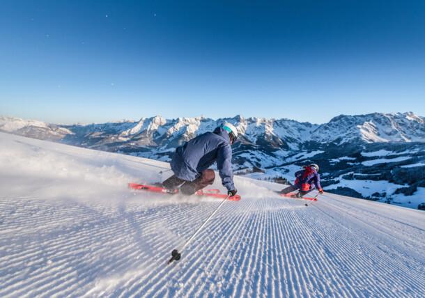 Skifahren Region Hochkönig